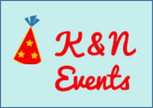 K and N Events Logo