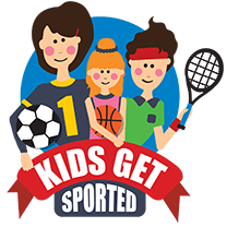 Kids Get Sported Logo