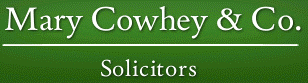 Mary Cowhey Logo