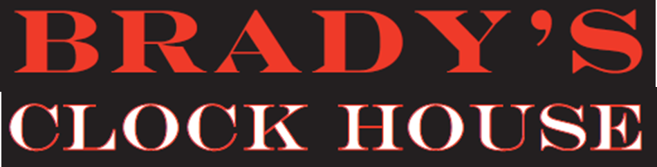 Bradys Clock House Logo