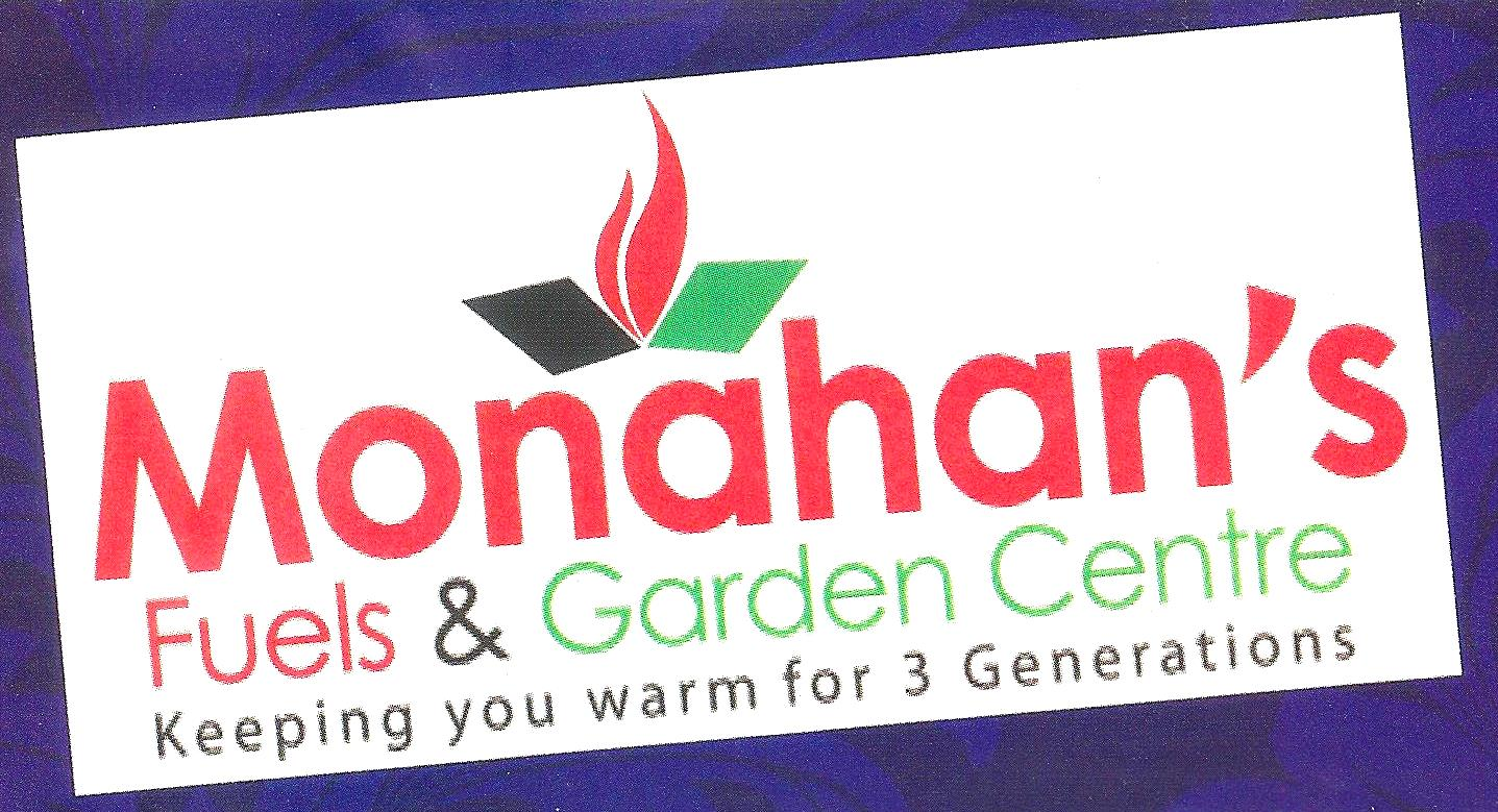 Monahan's Fuels and Garden Centre Logo